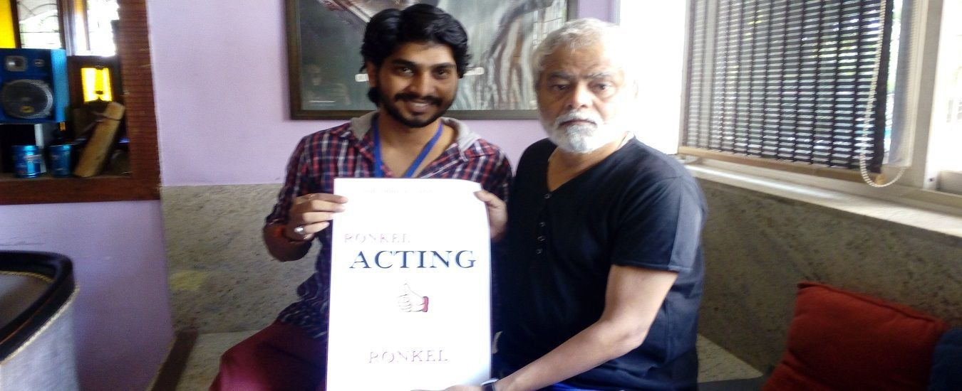 Sanjay-Mishra-Appreciates-and-supports-RONKEL-ACTING
